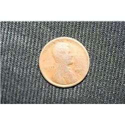1914-D Wheat Penny (Key Date)