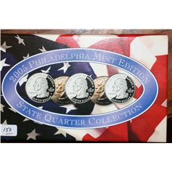2005 Philadelphia Mint Edition State Quarter Collection