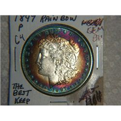 1897-P MORGAN DOLLAR