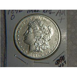 1896-O MORGAN DOLLAR