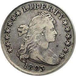 1803 Bust $1. Lg 3