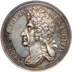 Great Britain. Medal, 1690. NGC MS62