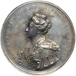 Great Britain. Medal, 1707. NGC MS63