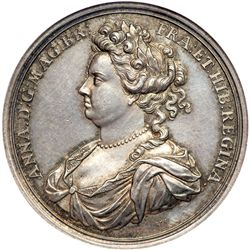 Great Britain. Medal, 1708. NGC MS62