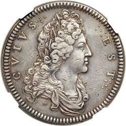 Great Britain. Medal, 1708. NGC EF
