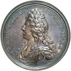 Great Britain. Medal, 1712. NGC MS64