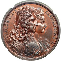 Great Britain. Medal, 1720. NGC MS65