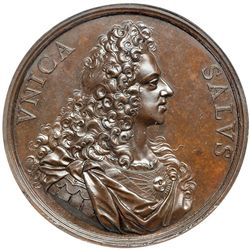 Great Britain. Medal, 1721. NGC MS64
