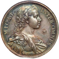 Great Britain. Medal, ND (1729). NGC MS63