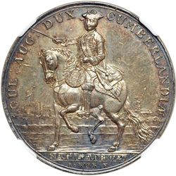 Great Britain. Medal, 1745. NGC MS61