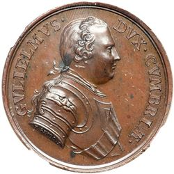 Great Britain. Medal, 1745. NGC MS64