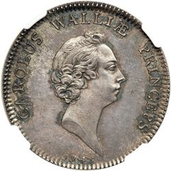 Great Britain. Medal, 1745. NGC MS62