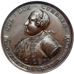 Great Britain. Medal, 1746. NGC MS63