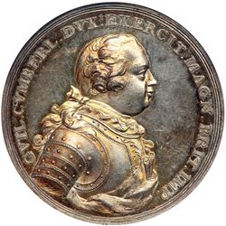 Great Britain. Medal, 1746. NGC MS62
