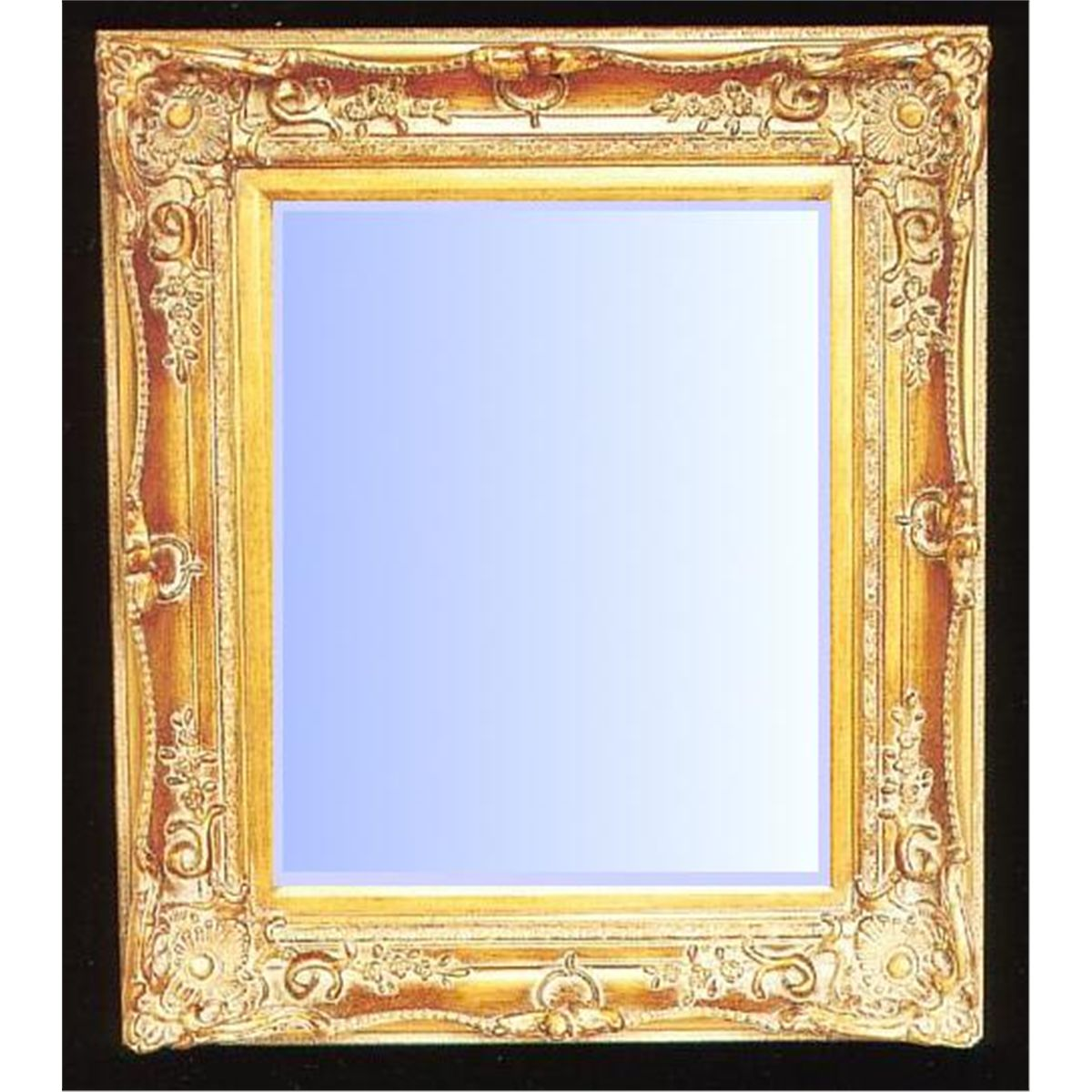 gold gilt frame ornate