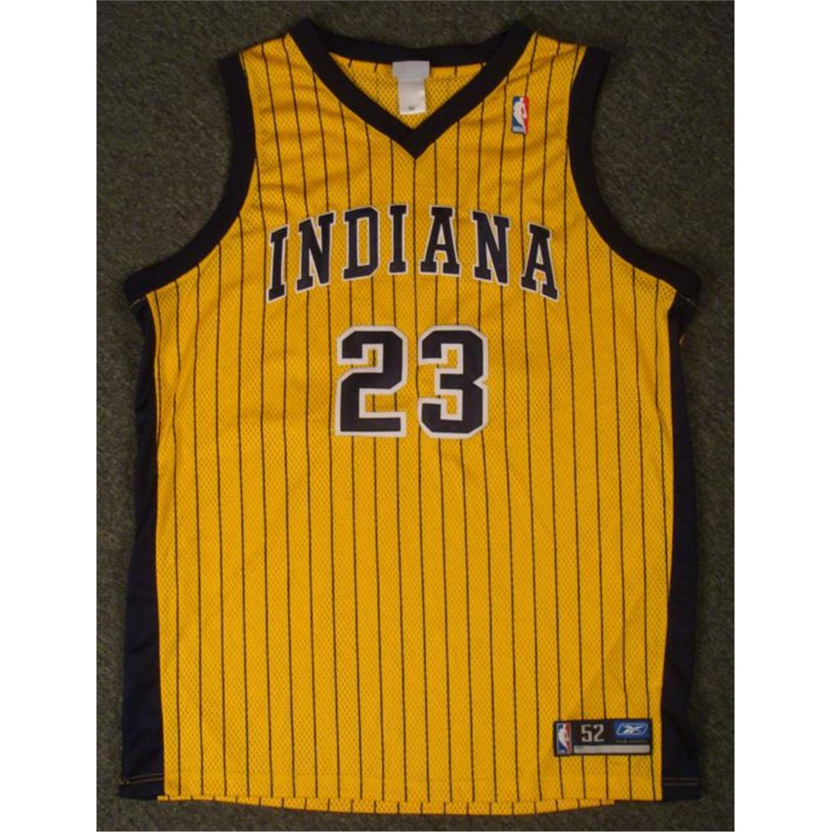 56c936f38 ... Authentic Indiana Pacers Ron Artest Jeresey Basketball ...