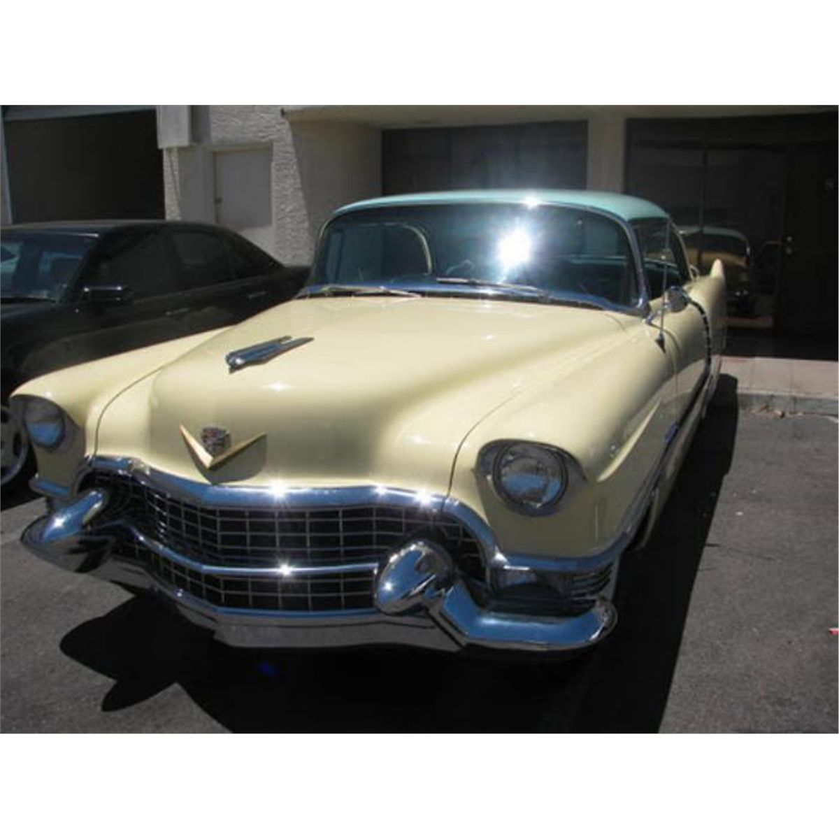 Scottsdale Cadillac: 1955 CADILLAC COUPE DEVILLE