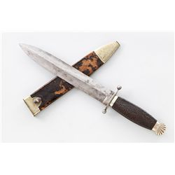 Spearpoint Bowie Knife, by Rose