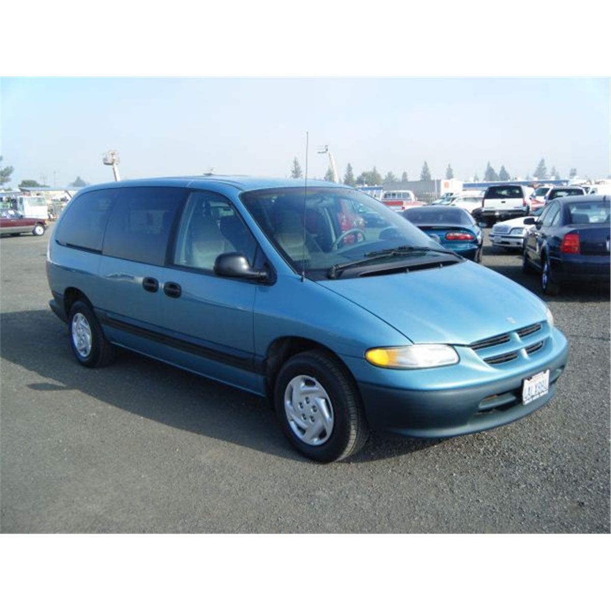 1998 Dodge Grand Caravan SE Mini Van