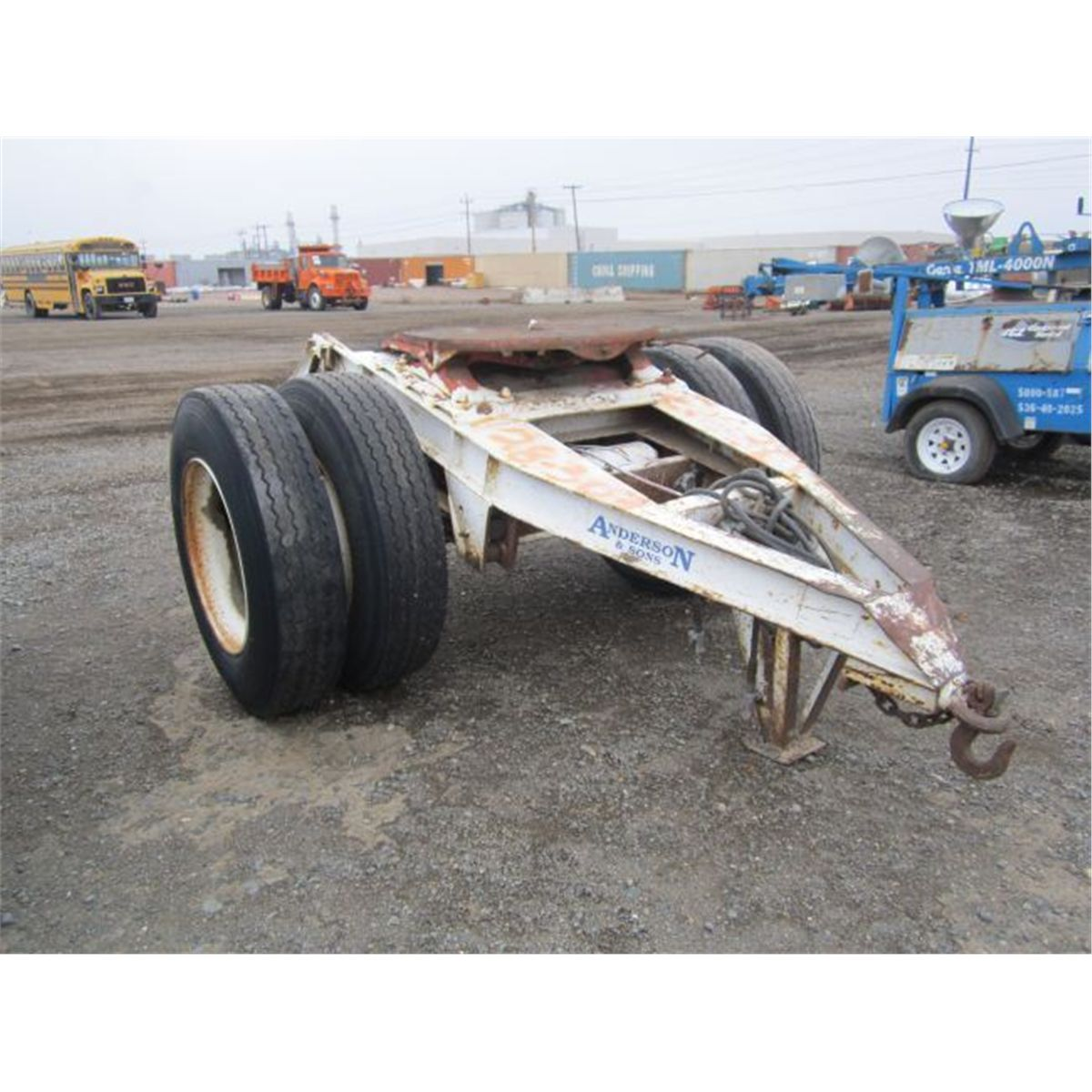 Bumper Pull Fifth Wheel Hitch >> 5th Wheel Dolly Pictures to Pin on Pinterest - PinsDaddy