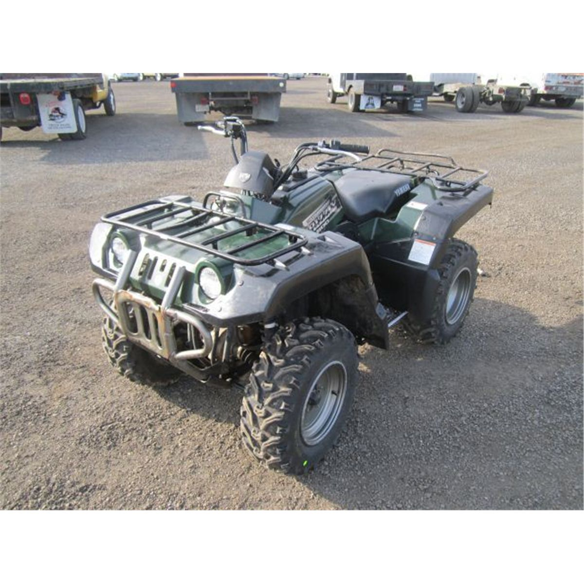 Yamaha Grizzly 600 Atv For Sale 1998 Ultramatic Wiring Diagram