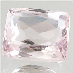 5ct Strong Pink Kunzite Cushion (GEM-43293)