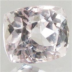 5.85ct Strong Green Kunzite Cushion (GEM-43100)