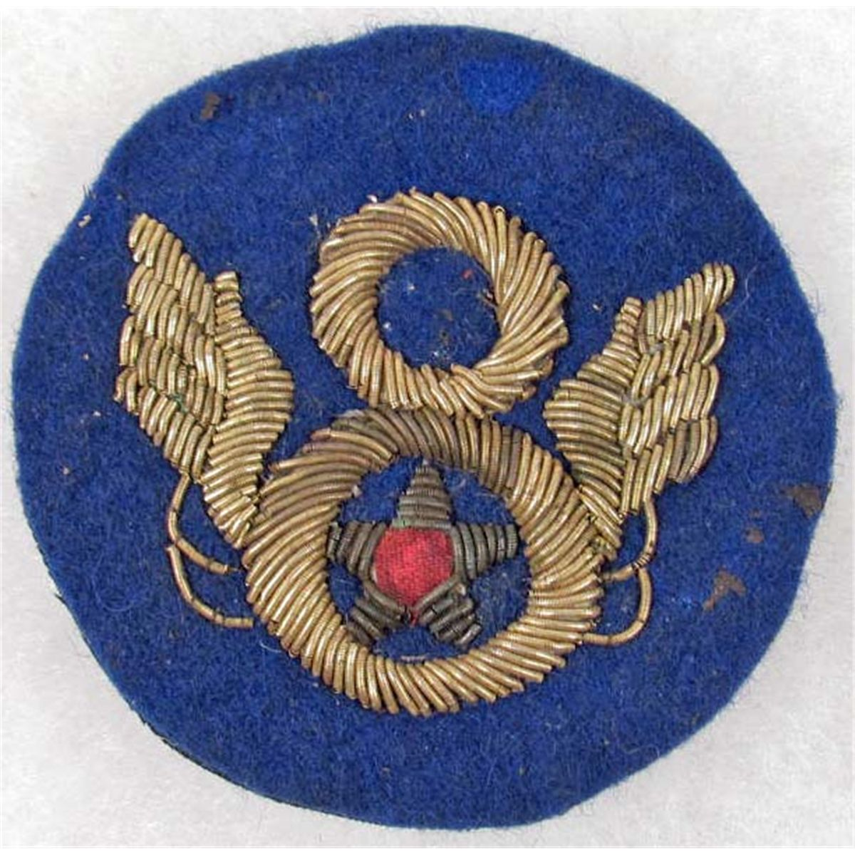 Usaaf Wwii 8th Air Force Army Air Corps Patch Reproduction