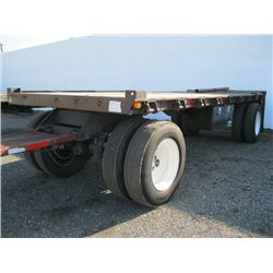 1977 Reliance Flatbed Pull Trailer