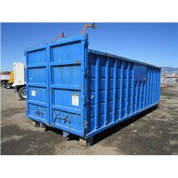 20' x 6' Roll-Off Debris Box