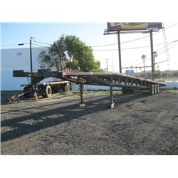 2007 Calcross Car Hauler Trailer