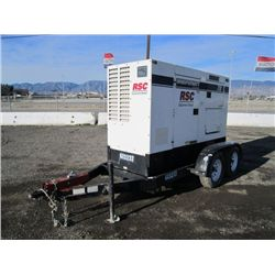 2006 Multi-Quip DCA-70USI Towable Generator