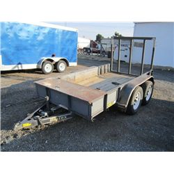 2005 Big Tex 45LA T/A Utility Trailer