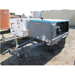 2000 Airman PDS185 Towable Air Compressor