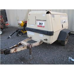 Ingersoll-Rand 185CFM Towable Air Compressor