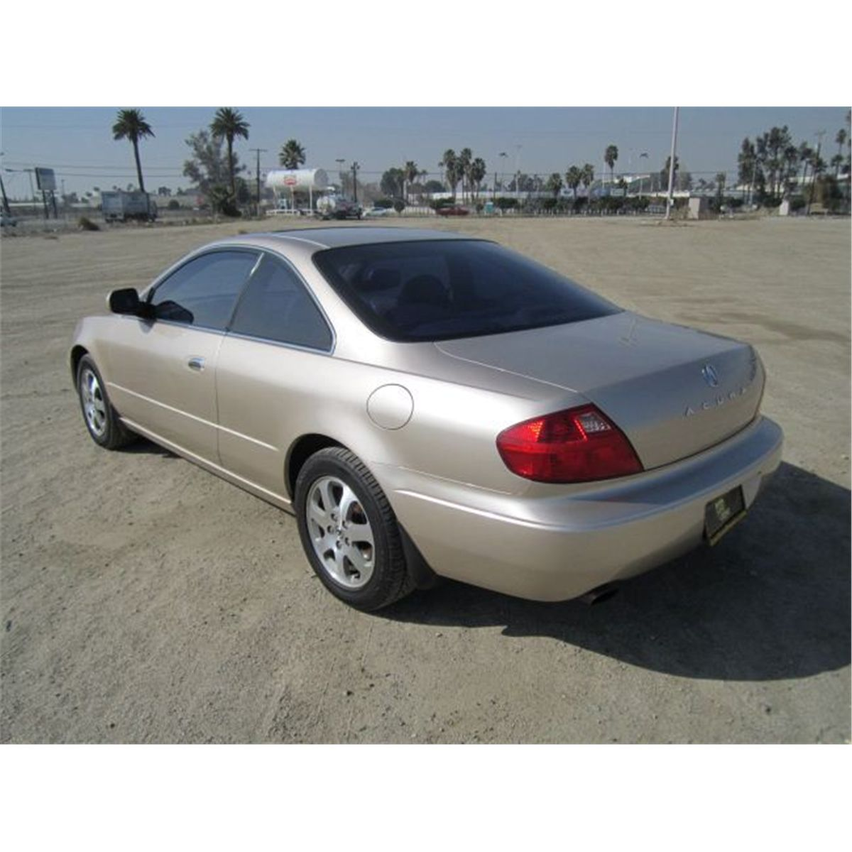 2001 Acura 3.2CL 2-Door Coupe