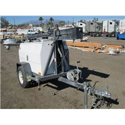 2005 Wacker LTC4L Towable Light Tower