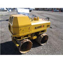 1993 Multi-Quip RW-1404 Walk Behind Trench Compactor