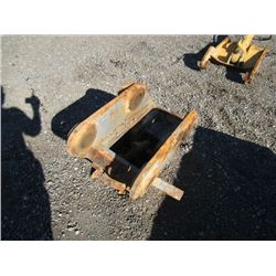 Caterpillar Quick Coupler Attachment