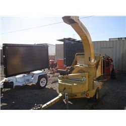 2000 Vermeer BC625A Towable Chipper