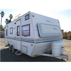 1990 Skyline 17' RV Travel Trailer