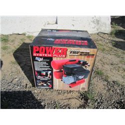 Power System Plus 4.6 Gal Air Compressor