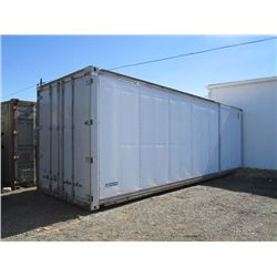 30' Aluminum Shipping Container