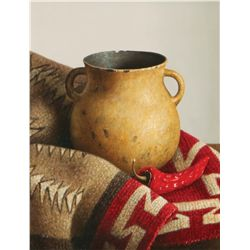 Acheff, William - Taos Pueblo Cooking Pot