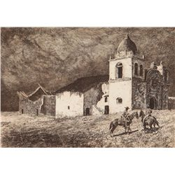 Borein, Edward - Mission Carmel, Galvin 258