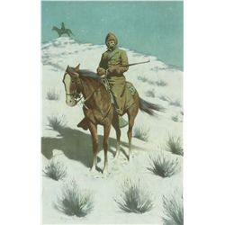Remington, Frederic - The Cossack Post