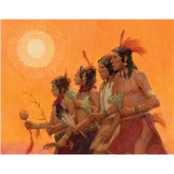 Riley, Kenneth - Spirit Dancers