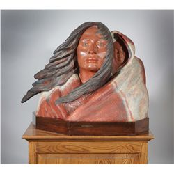 Jackson, Harry - Indian Mother and Child (Sacagawea)
