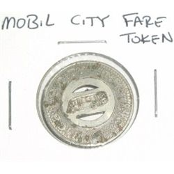 Mobil City Fare Token!!