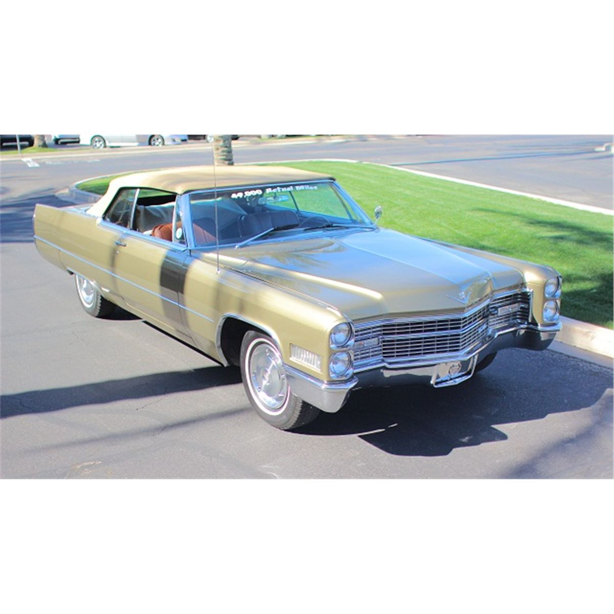 Scottsdale Cadillac: 1966 Cadillac Deville